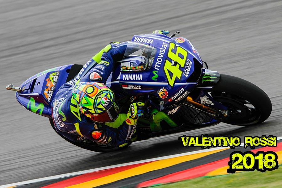 Motorrad Kalender 2018 Valentino Rossi Edition
